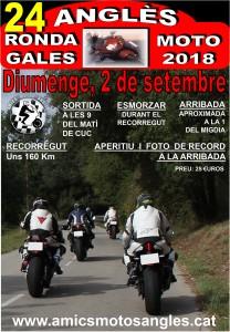 Ronda Moto 2018