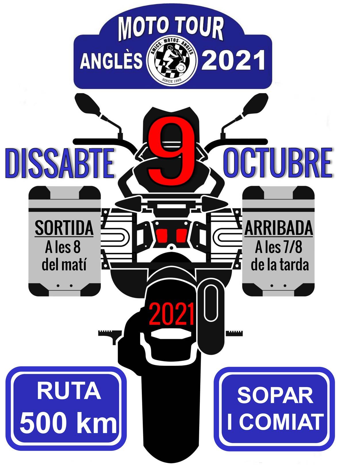 Moto Tour 2021
